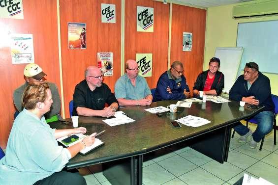 L'UT CFE-CGC devient premier syndicat à la SLN