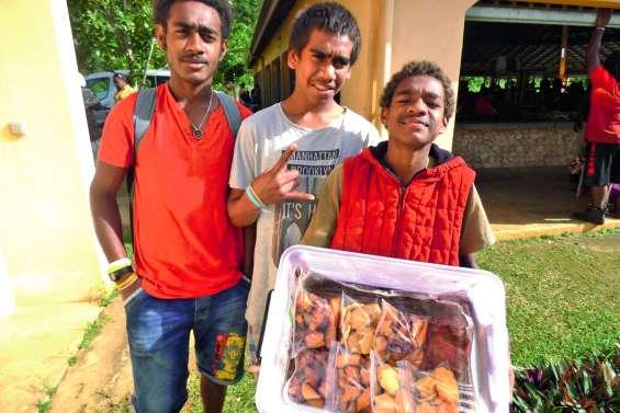 Le voyage au Vanuatu passe par une vente