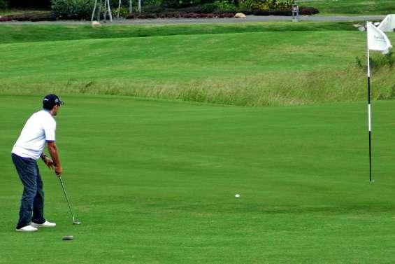 Un tournoi de golf pour la bonne cause