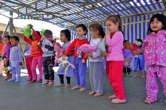 Une kermesse pour le bien-être des enfants