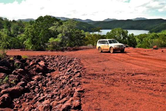 La deuxième vie de la mine Socamifer,  à Prony, va bientôt débuter