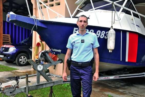 Un nouveau commandant  à la gendarmerie de Tadine