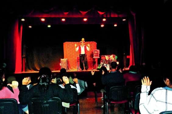 Des histoires magiques au centre socioculturel