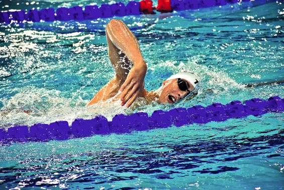 Maxime Grousset devient le premier nageur cagou champion d'Europe
