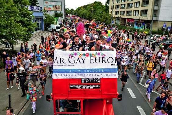 M. Gay Europe 2018 élu malgré l'hostilité ambiante