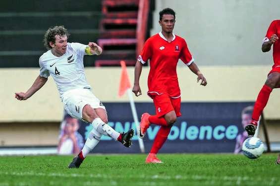 Les Cagous à un match de retrouver les Kiwis