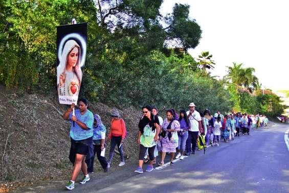 Demain, les pèlerins marcheront vers La Conception