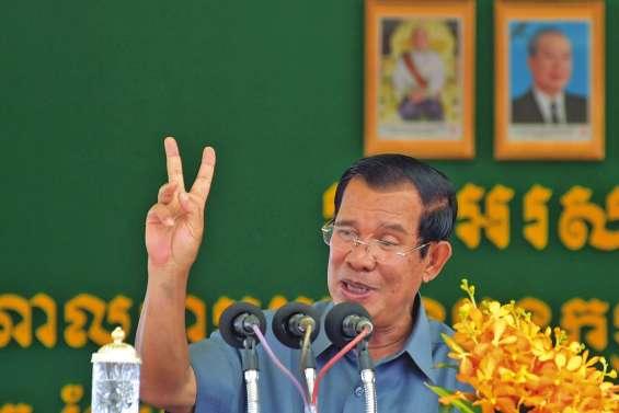 Hun Sen remporte l'ensemble des sièges au Parlement