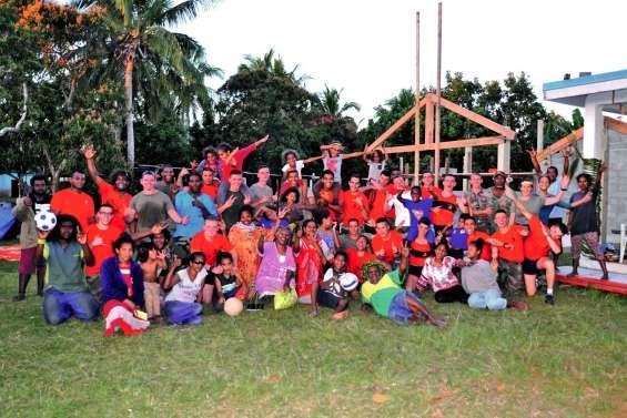 La semaine « extraordinaire » du Rimap à Wakoné