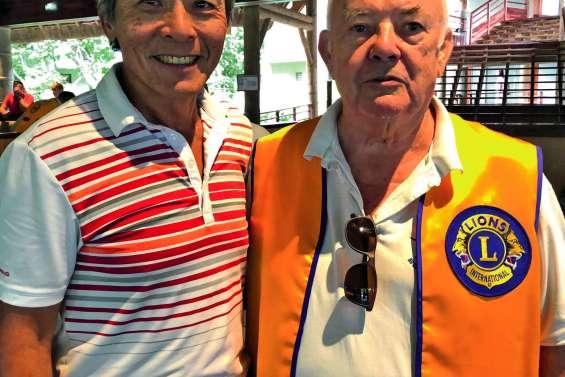 Jean Fandoux remporte le Lions Lisa de golf