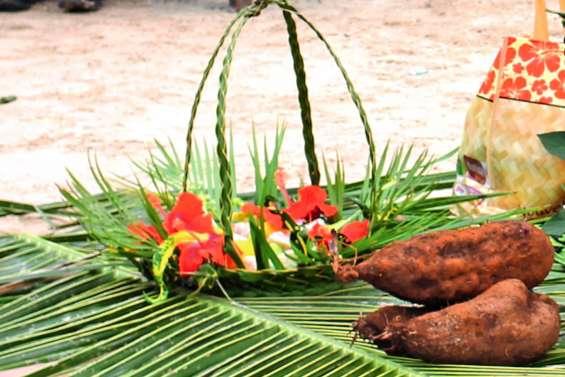 L'escargot et l'igname à l'honneur demain