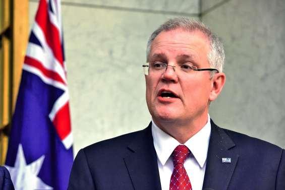 Scott Morrison, nouveau Premier ministre