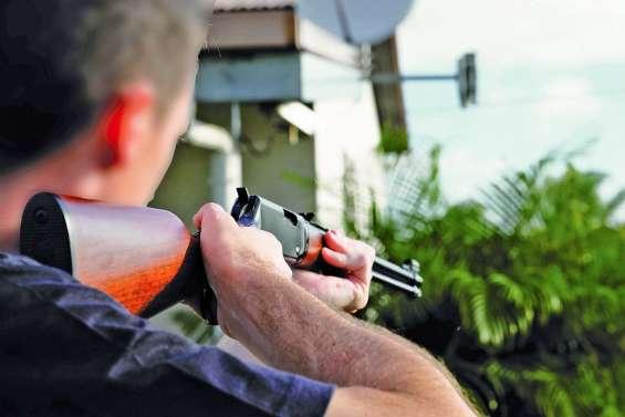 Une dizaine de coups de feu pour un conflit de voisinage
