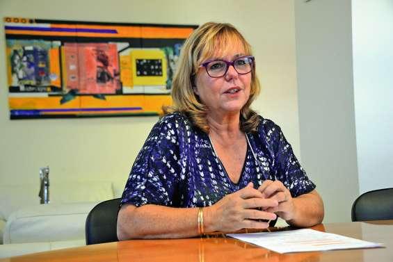 Martine Lagneau nommée présidente d'Aircalin