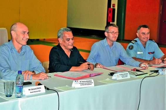 Païta revoit sa stratégie face  à la délinquance