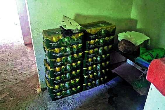 À Poindimié, il vendait trente packs de bière  par week-end sous le manteau
