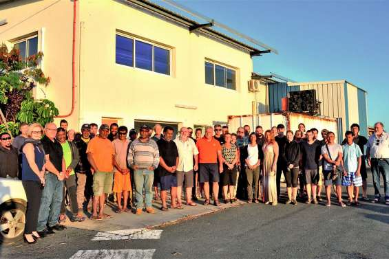 Koumac devient un centre d'étude  de la biodiversité marine