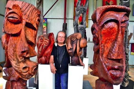 Le Cargo, « nouveau concept de vie  pour les artistes », débarque à Mouirange