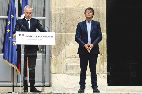 Moins d'éclat, mais moins  de risque pour Macron