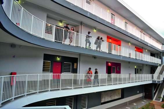 Le lycée du Mont-Dore ouvre ses portes pour sa deuxième année d'existence