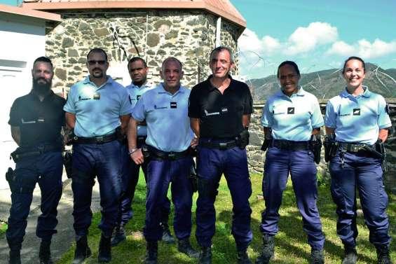 Six nouveaux visages  à la gendarmerie
