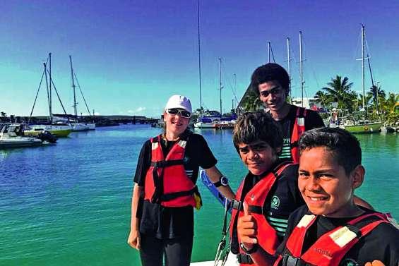 De jeunes talents sur scène et sur l'eau