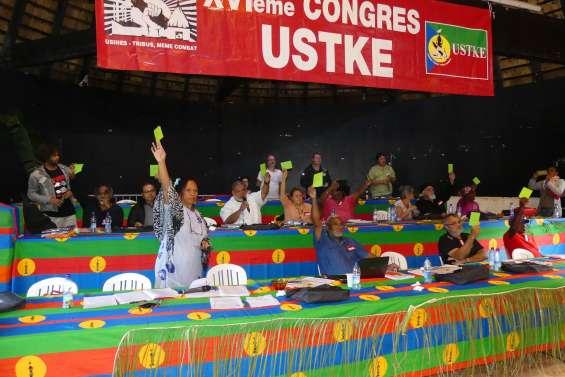 L'USTKE appelle à la « non-participation » au référendum