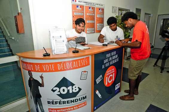 Dernière ligne droite pour voter dans les bureaux décentralisés
