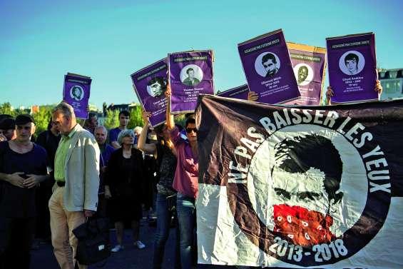 Procès Méric : manifestation contre « l'extrême droite (qui) tue »