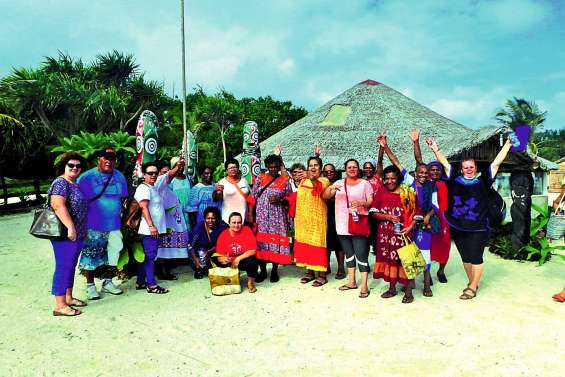 Le marché de Poya en voyage au Vanuatu