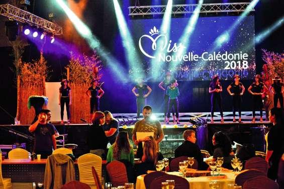L'Arène du Sud bruisse des préparatifs  de Miss Nouvelle-Calédonie