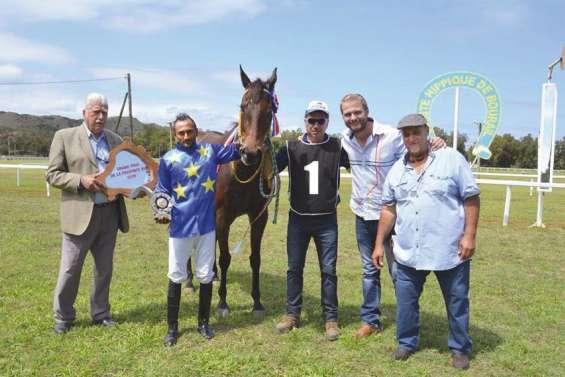 Magic Star brille au Grand Prix de la province Sud