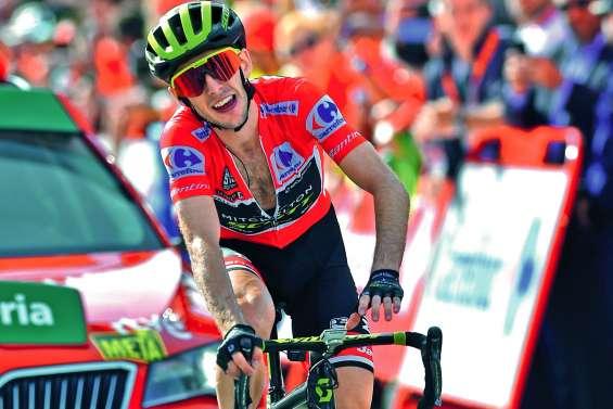 Yates remporte la Vuelta et entre dans la cour des grands