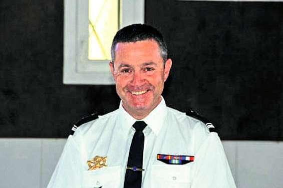 José Gonzalez, nouveau commandant de brigade