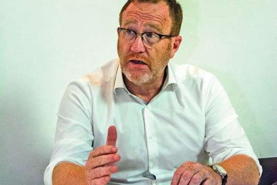 Bruno Heriche, directeur général de Newrest : «Nous sommes très gênés que des enfants tombent malades»