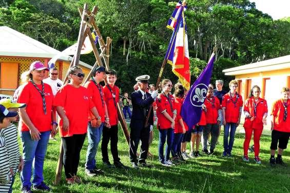 Les scouts ouvrent  leurs portes au public