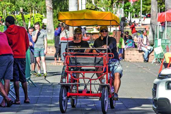 Pas d'embouteillage  à la Journée de la mobilité