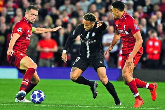 A Liverpool, match fou et défaite logique pour le PSG