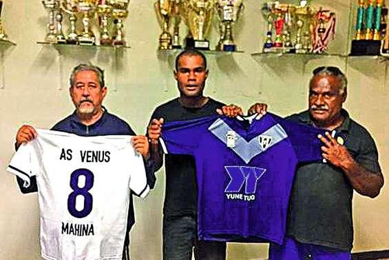 Pothin Poma quitte la Super Ligue pour la Polynésie