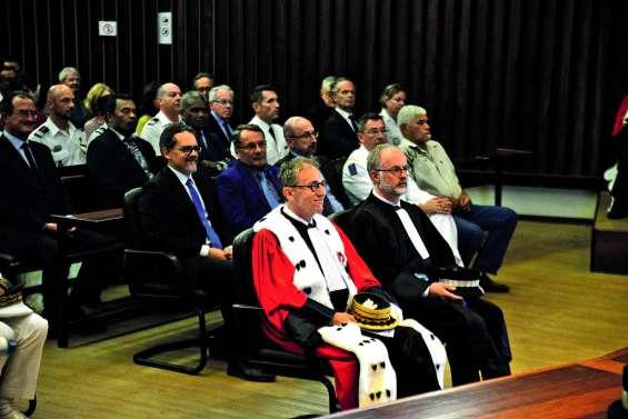 Gilles Rosati, nouveau premier président de la cour d'appel de Nouméa