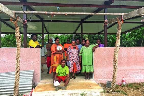 De nouvelles structures aménagées en tribu