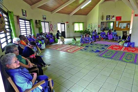 Les seniors de Nouméa et de Drehu se rencontrent