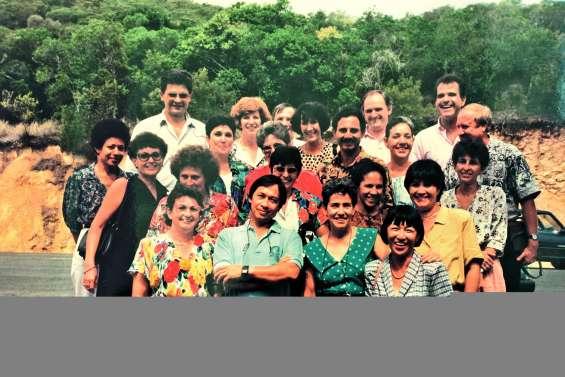 Les instituteurs de 1966 se retrouvent depuis vingt-sept ans