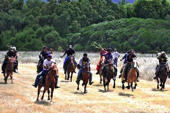 Le cheval, roi des jeux de Ouazangou