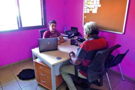 Les entrepreneurs accompagnés par Initiative NC