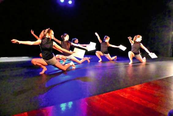 Un concentré de grâce et de danse contemporaine à Boulari