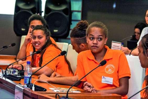 Le Congrès des jeunes en dernière séance