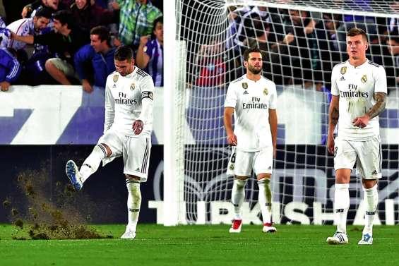 La disette se prolonge au Real Madrid
