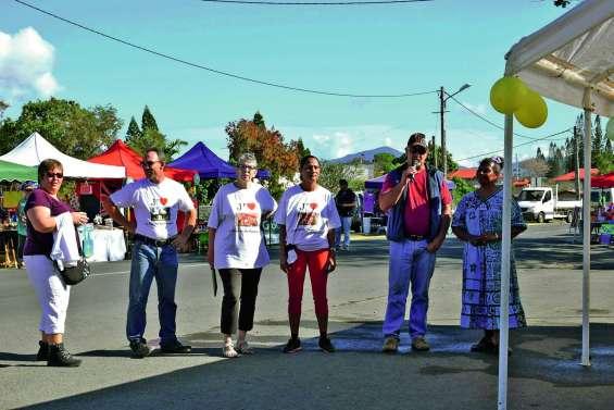 Le marché de Pouembout a fêté ses 19 ans