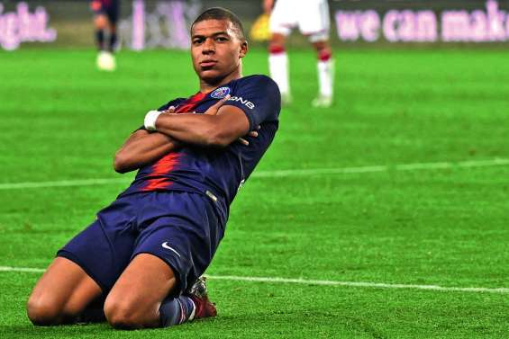 Le génie de Mbappé écœure Lopes et l'Olympique lyonnais